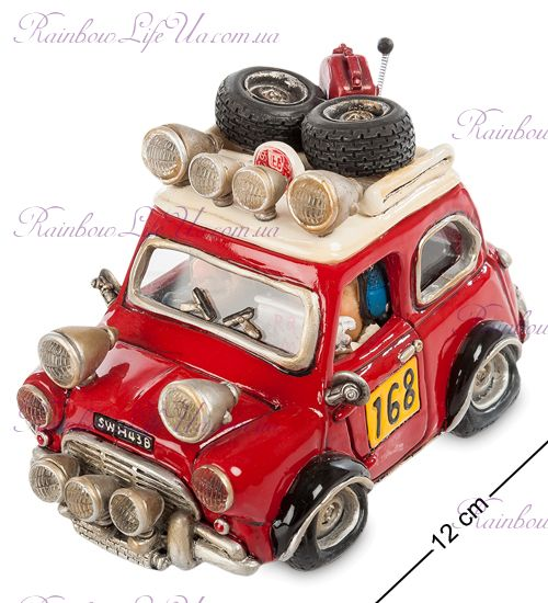 "Машина Monte Carlo Rally Mini ""W.Stratford"""
