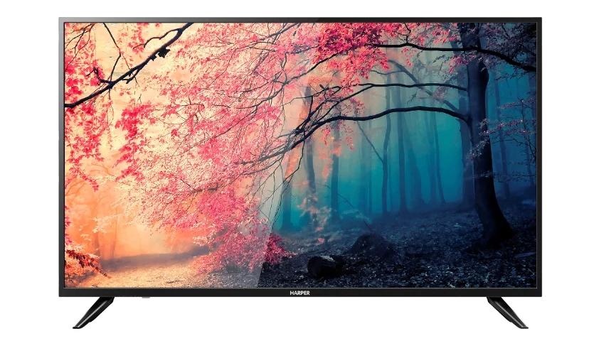 Телевизор HARPER 50U750TS-UHD-SMART