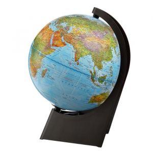 Глобус ландшафтный, диаметр 210 мм, с подсветкой, на треугольной подставке