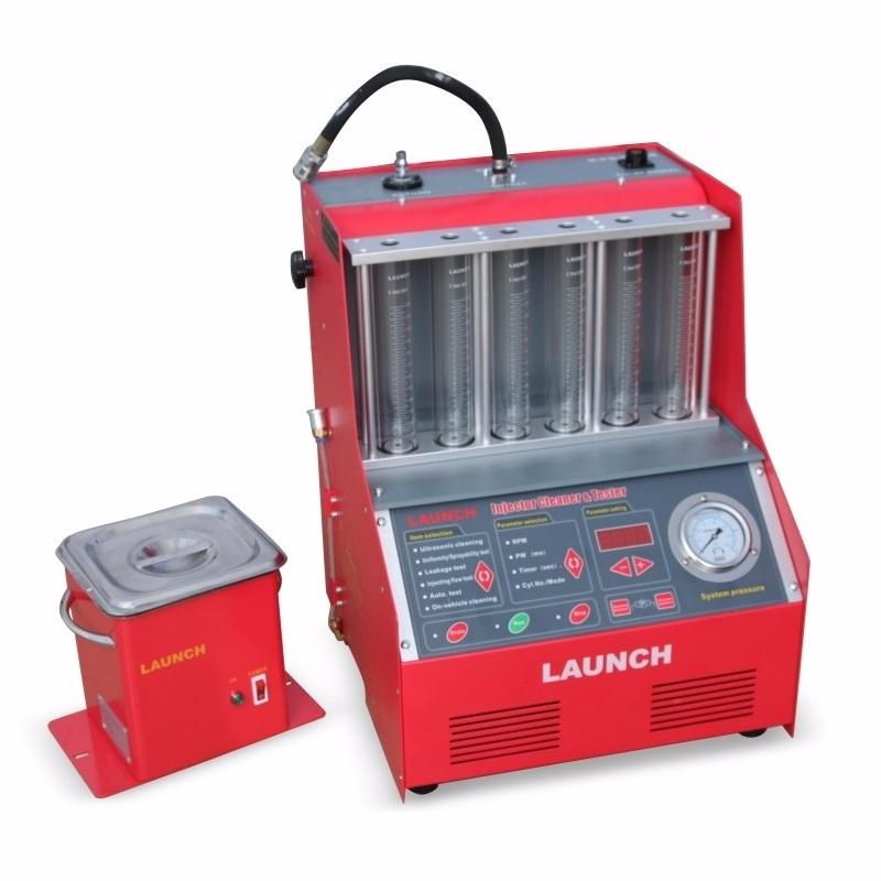 LNC-028 Launch CNC 602 - Установка для тестирования  и очистки форсунок