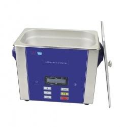 ODA-LD60 Ультразвуковая ванна с ЖК дисплеем,  функциями подогрев и дегазация, 6 л