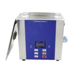ODA-LD100 Ультразвуковая ванна с ЖК дисплеем,  функциями подогрев и дегазация, 10 л