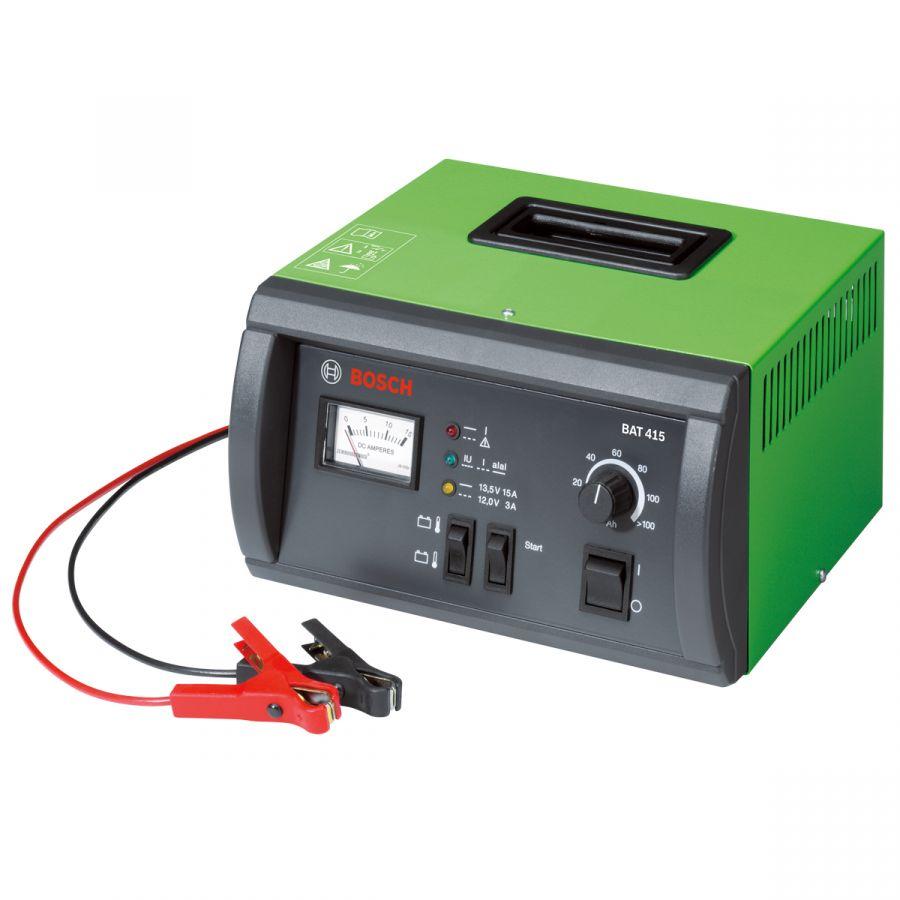 0687000015 BOSCH BAT 415 - Зарядное устройство для  АКБ 12В. 0687000015