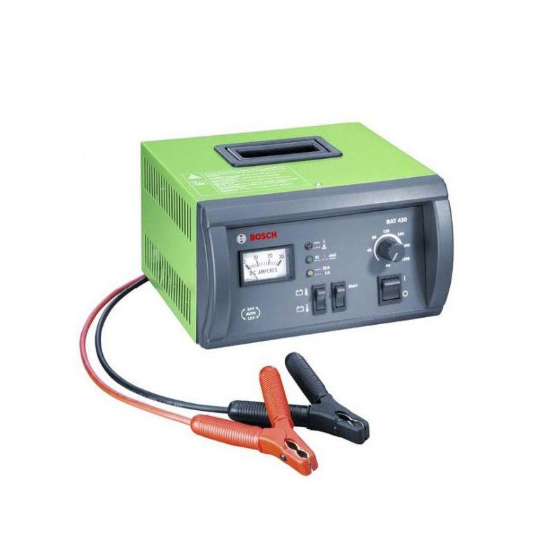 0687000016 BOSCH BAT 430 - Зарядное устройство для  АКБ 12/24V 0687000016