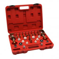 CT-A0120 Комплект адаптеров для промывки контура  кондиционера, универсальный