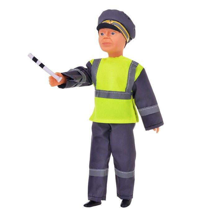 Кукла Борис-инспектор ДПС Свитанок