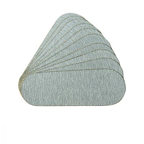 Сменные картриджи для пилочки-основы педикюрной серые, 180 грит / 10 шт  SOFIPROFI