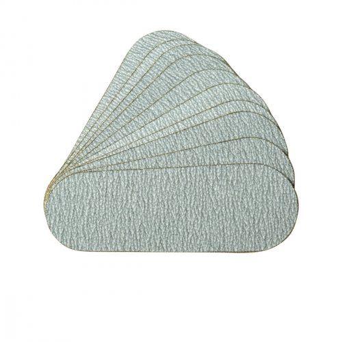 Сменные картриджи для пилочки-основы педикюрной серые, 240 грит / 10 шт  SOFIPROFI