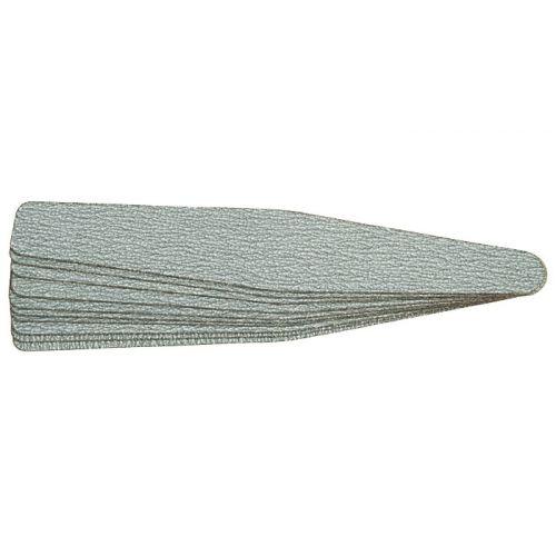 """Сменные картриджи для пилочки-основы """"ромб"""", 240 грит / 10 шт, серые SOFIPROFI"""