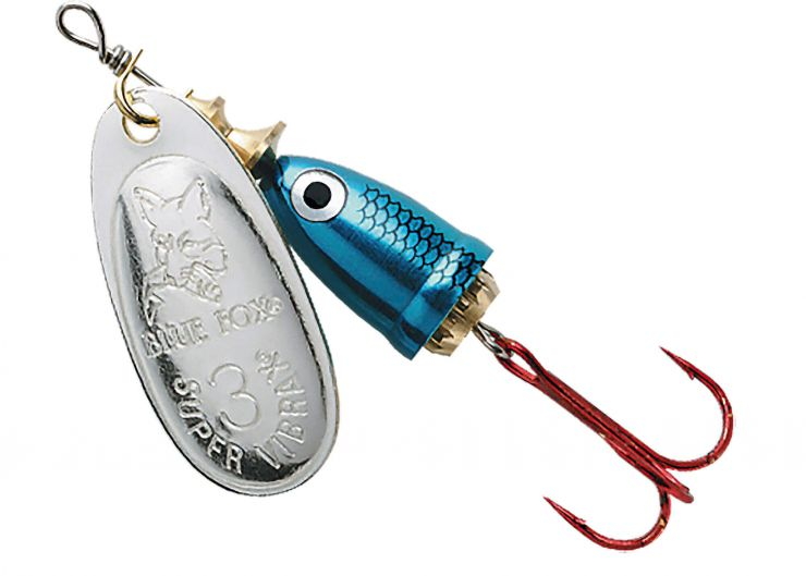 Блесна Blue Fox Vibrax Shad BFSD BS