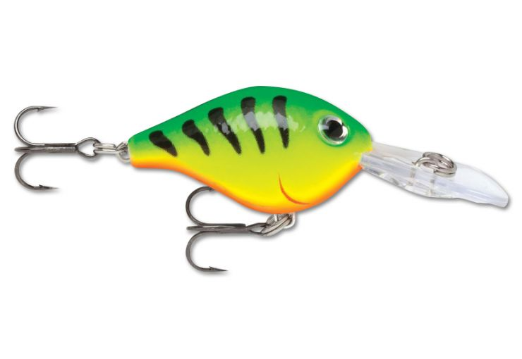 Воблер RAPALA Ultra Light Crank 03 /FT ULC03-FT