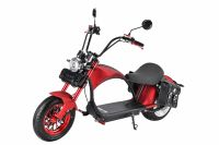Электроскутер Citycoco WS WILD WHEEL 3950W  красный