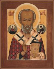 Икона Николай Чудотворец святой
