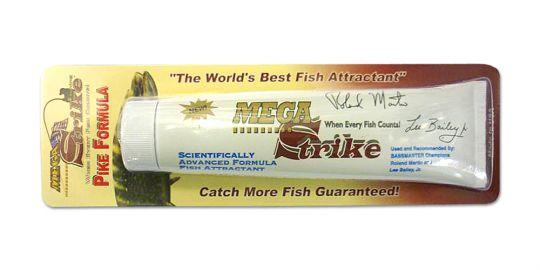Гель-аттрактант для хищных рыб ULTRA STRIKE ЩУКА 100мл