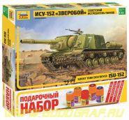 """3532 ПН Самоходка """"ИСУ-152"""""""
