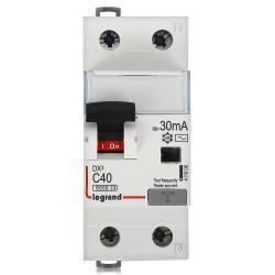 Legrand DX3 Дифференциальный автоматический выключатель 1P+N 40А (С) 30MA-AC