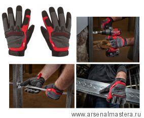 Рабочие перчатки 9 / L 1 шт размер L Milwaukee Gloves-9/L-1pc 48229732