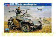Автомобиль Sd.Kfz.223 Leichter Panzerspahwagen Funk
