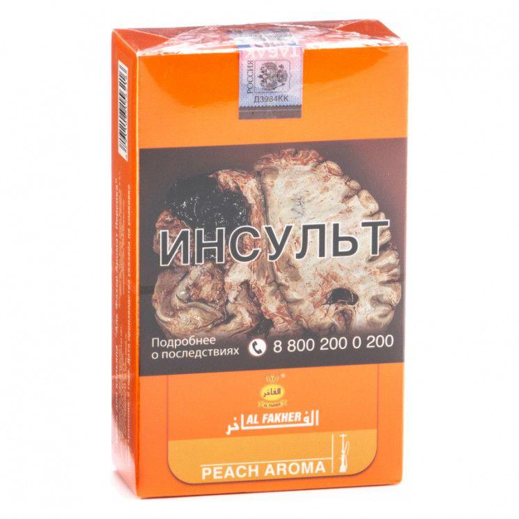 Табак Al Fakher - Peach (Персик, 250 грамм, Акциз)