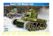 Танк Soviet T-24 Medium Tank