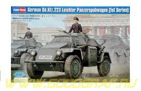 German Sd.Kfz.223 Leichter Panzerspahwagen (1st Series)