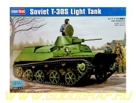 Танк Russian T-30S Light Tank