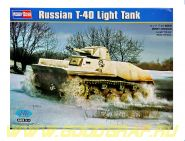 Легкий танк Russian T-40 Light Tank