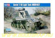 Soviet T-18 Light Tank MOD1927