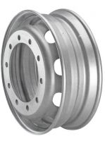 ACCURIDE/KRONPRINZ 9.00х22.5 ALV 10x335 ET161,1 D281 M22 MZ [15005]