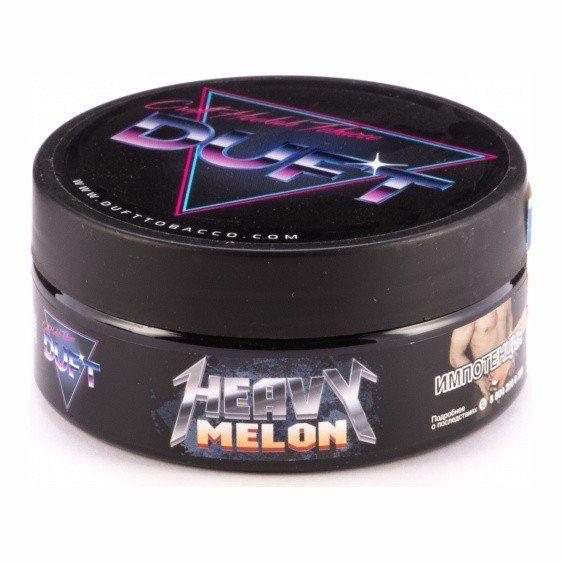 Табак Duft - Heavy Melon (Тяжелая Дыня, 100 грамм)