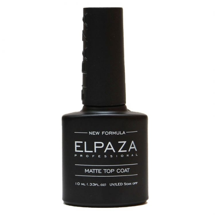 ТОП MATTE TOP COAT ELPAZA 10 мл