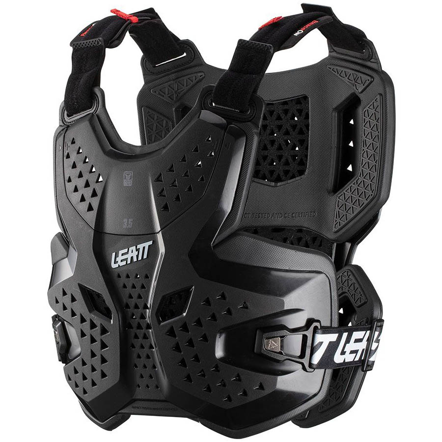 Leatt Chest Protector 3.5 Black защитный жилет