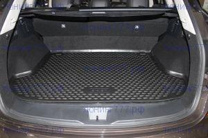 Коврик (поддон) в багажник, Element, полиуретан