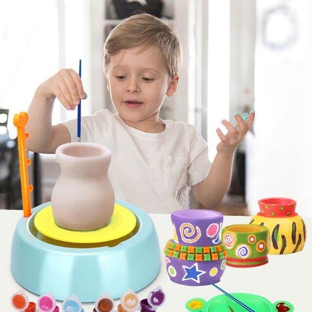 Гончарный круг для детей