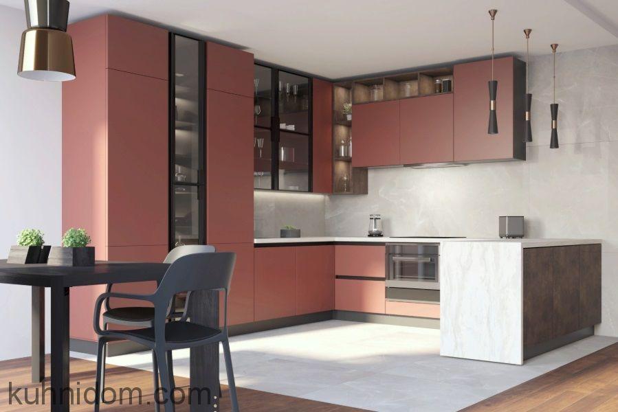 Кухня Fenix