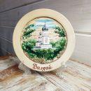 Тарелка сувенирная «Валдай. Троицкий собор» (роспись)