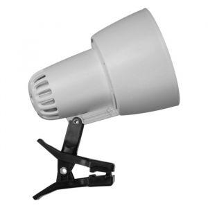 Светильник настольный на прищепке KT034В 1 лампа Е27 60Вт белый 2687469