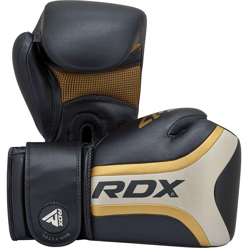 Боксерские перчатки RDX T17 AURA