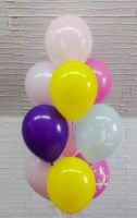 Гелиевые шары фонтан Малышу
