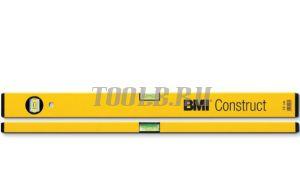 BMI CONSTRUCT 689P 60cm - уровень строительный