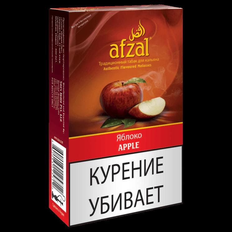 Табак Afzal - Apple (Яблоко, 40 грамм АКЦИЗ)