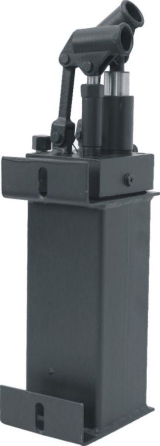 KraftWell KRWHP30V Насос гидравлический ручной 30 т