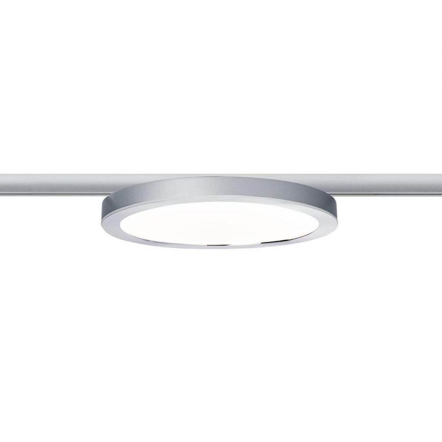 Трековый светодиодный светильник Paulmann URail Panel Ring 95315