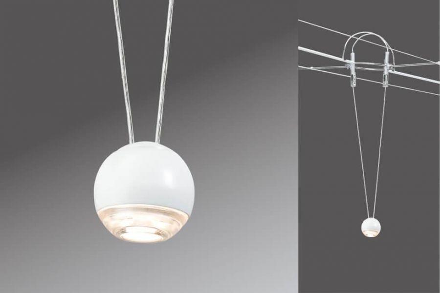 Струнный светодиодный светильник Paulmann AirLed Ball 94103