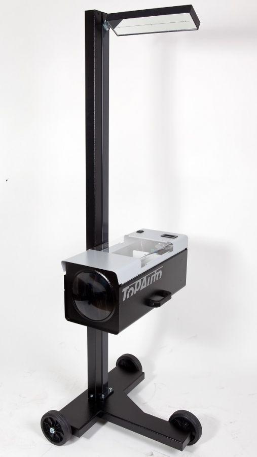 TopAuto HBA26D_grey Прибор контроля и регулировки света фар усиленный
