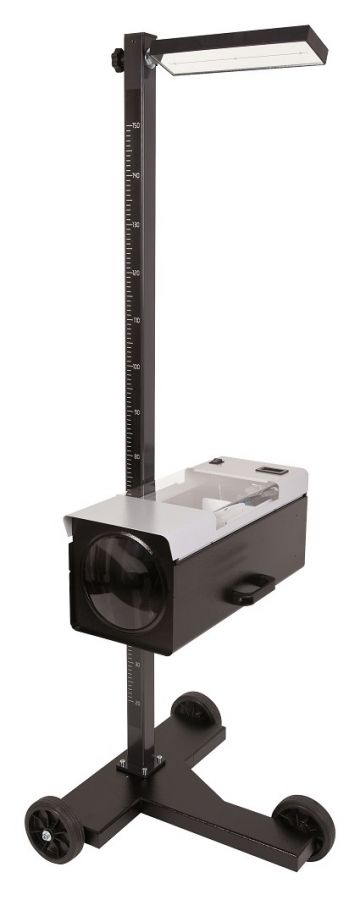 TopAuto HBA19D_grey Прибор контроля и регулировки света фар