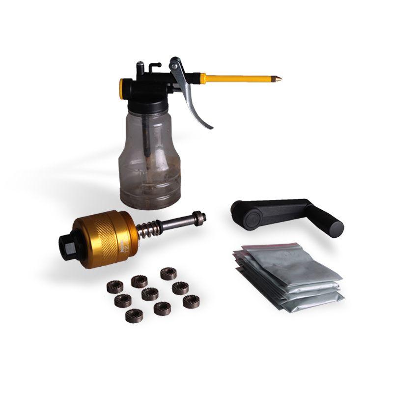 TopAuto HBA19DZ_grey Прибор контроля и регулировки света фар с наводчиком