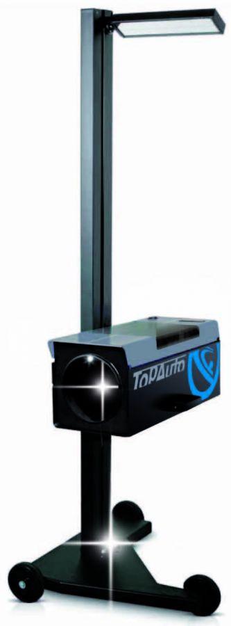 TopAuto HBA26DZ Прибор контроля и регулировки света фар усиленный, с наводчиком