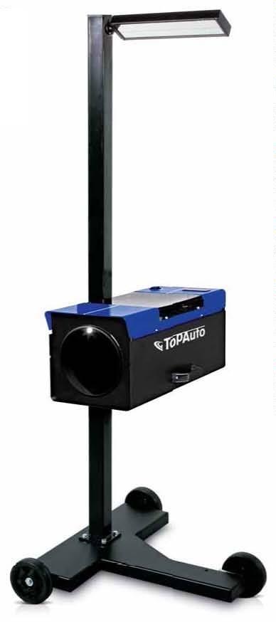 TopAuto HBA19DZLX Прибор контроля и регулировки света фар с наводчиком