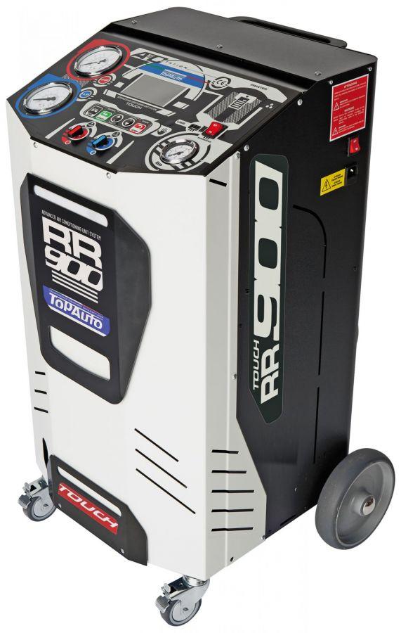 TopAuto RR900Touch Станция автоматическая для заправки автомобильных кондиционеров
